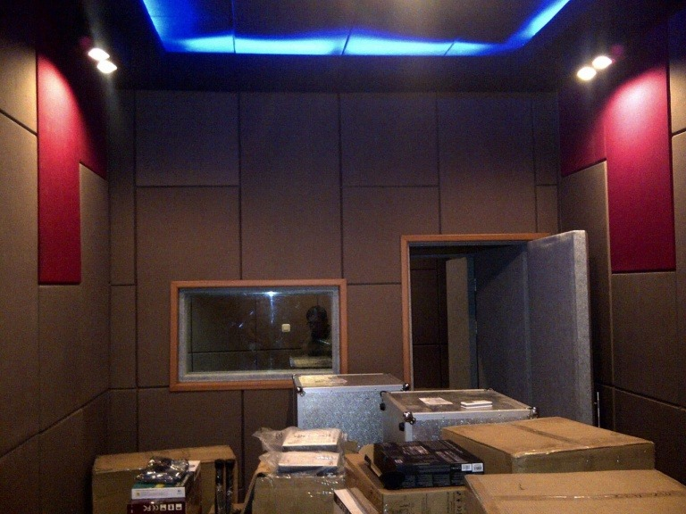 Studio Musik Dan Recording SMAN 23 Jakarta Barat