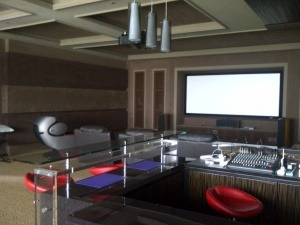 Project Ruang karaoke /Home Theater