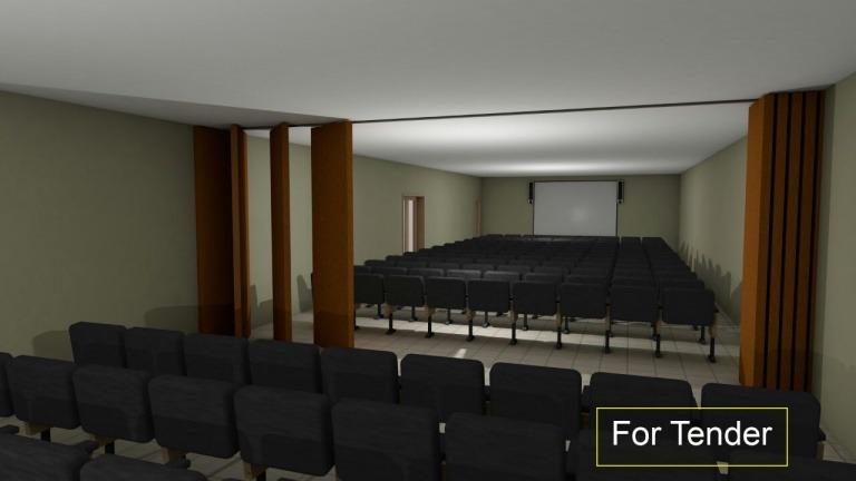 Kontraktor Peredam Ruang Pertemuan