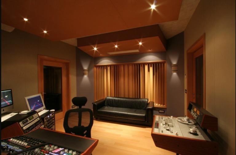 jasa peredam suara studio musik