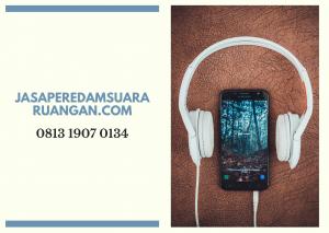 Kontraktor Peredam Studio Podcast Indonesia
