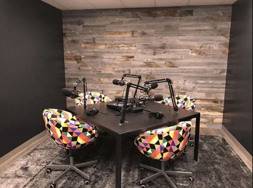 bikin studio podcast